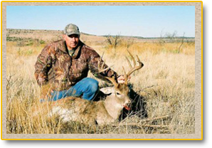 Whitetail Deer Trophy Page