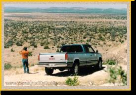 Texas Quality Hunts Pickup