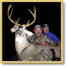 Trophy White Tail Bucks Texas Quality Hunts